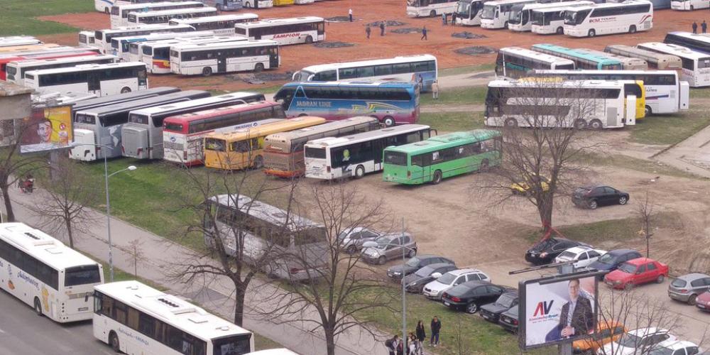 miting autobusi